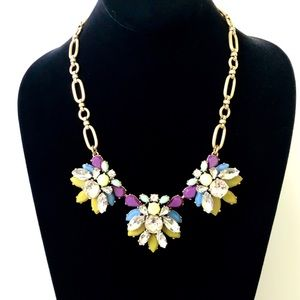 J. CREW autumn statement necklace NWT